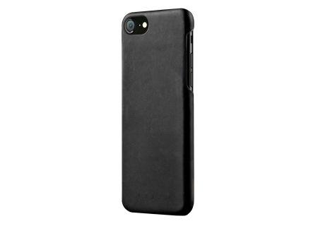 Mujjo Black Leather Case for iPhone 7 / 8 - MUJJO-CS-073-BK