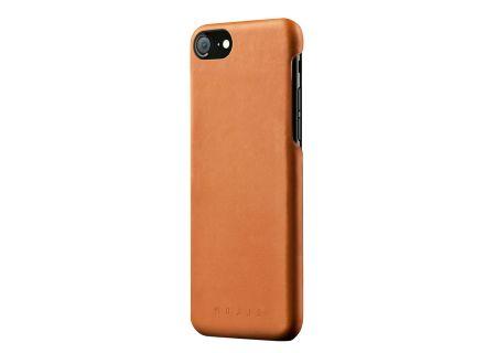 Mujjo Tan Leather Case for iPhone 7 / 8 - MUJJO-CS-073-TN