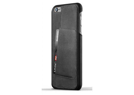 Mujjo - MUJJO-SL-084-BK - Cell Phone Cases