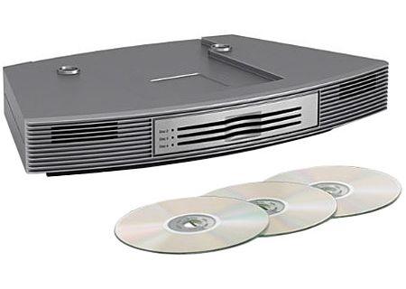 Bose - MULTICDSIL - Wireless Multi-Room Audio Systems