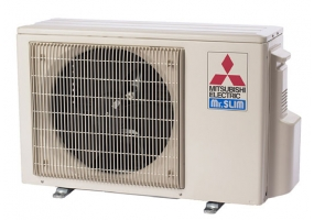 Mitsubishi - MUZFE12NA - Mini Split System Air Conditioners