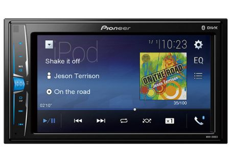 "Pioneer 6.2"" Digital Multimedia Video Receiver - MVH-200EX"