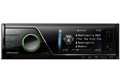 Pioneer - MVH-P7300 - Car Stereos - Single Din