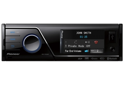 Pioneer - MVH-P8200BT - Car Stereos - Single Din