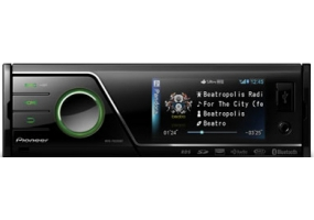 Pioneer - MVH-P8300BT - Car Stereos - Single Din