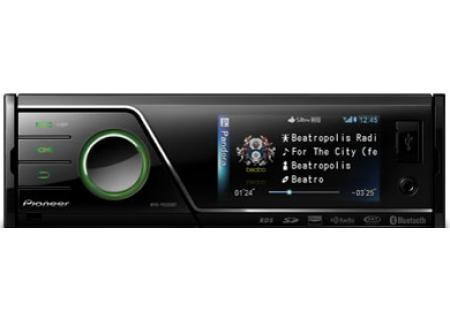 Pioneer - MVH-P8300BT - Car Stereos - Single DIN