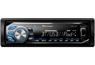 Pioneer - MVH-X360BT - Car Stereos - Single DIN