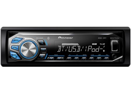 Pioneer - MVH-X360BT - Car Stereos - Single DIN