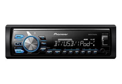 Pioneer - MVH-X370BT - Car Stereos - Single Din