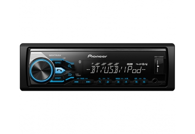 Pioneer - MVH-X380BT - Car Stereos - Single DIN