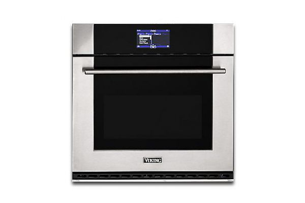 """Large image of Viking 30"""" Virtuoso 6 Series Stainless Steel Single Thermal-Convection Oven  - MVSOE630SS"""