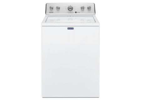 Maytag 3.8 Cu. Ft. White Top Load Washer - MVWC465HW