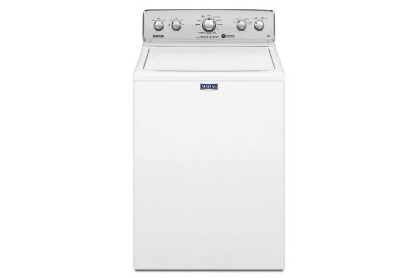 Maytag 4.2 Cu. Ft. White Top Loading Washer - MVWC565FW