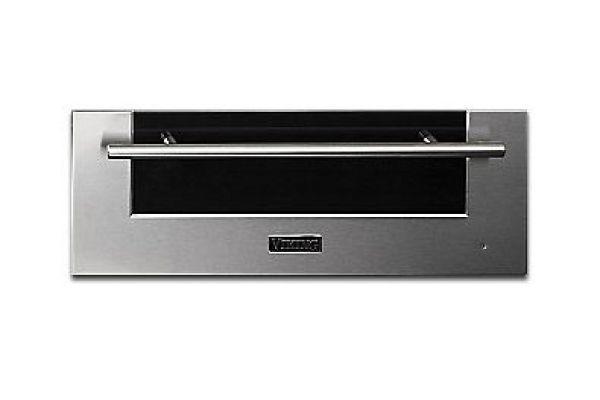 """Large image of Viking 30"""" Virtuoso 6 Series Stainless Steel Warming Drawer  - MVWD630SS"""