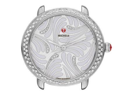 Michele Serein 16 Swan Diamond Dial Womens Watch Head - MW21B01A1084