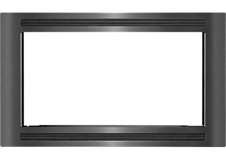 "Frigidaire 30"" Black Stainless Steel Microwave Trim Kit - MWTK30KD"