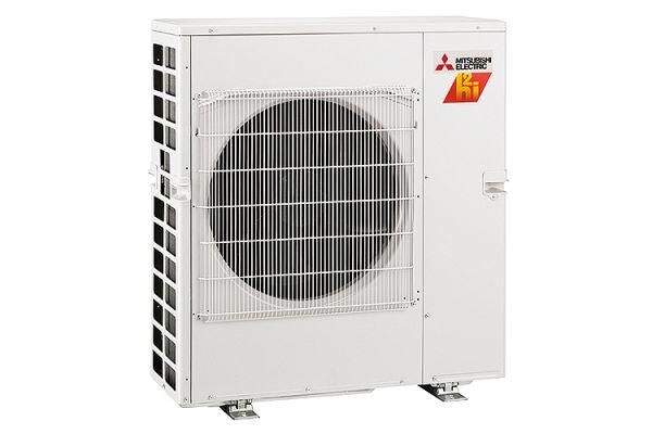 Large image of Mitsubishi 20,000 BTU 17 SEER 2 Zone Inverter-Driven Compressor Outdoor Unit - MXZ2C20NAHZ