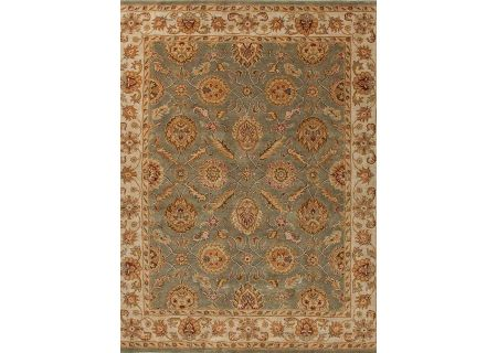 Jaipur Living Mythos Collection Callisto Sea Spray And Peyote Area Rug  - MY06-8X10