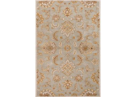 Jaipur Living Mythos Collection Abers Jadeite And Light Gray Area Rug  - MY13-8X10