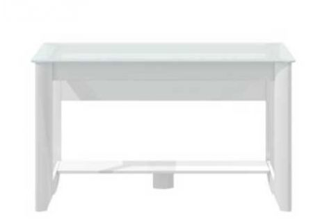 Bush Furniture Aero Collection White Writing Desk - MY16128-03