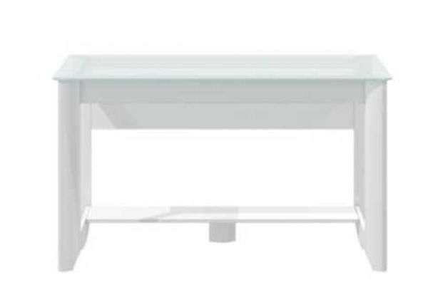 Bush Furniture Aero Collection White Writing Desk - MY16128-03