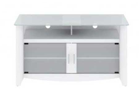 Bush Furniture Aero White TV Stand - MY16148-03