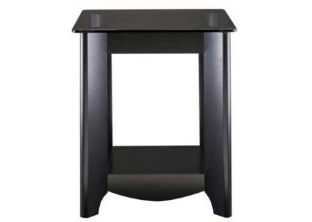 Bush Furniture Classic Black End Tables Set - MY16922-03