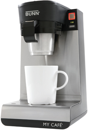 Bunn Single Cup Coffee Brewer Mycafemcu Abt