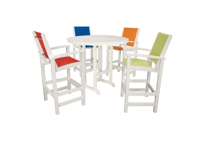 Hanover - NASSAU5PC - Patio Dining Sets