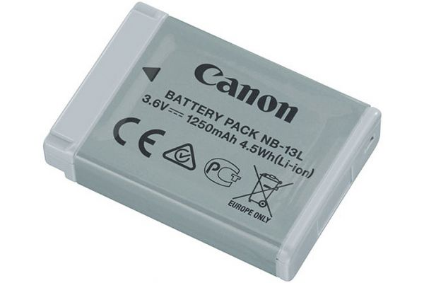Large image of Canon Lithium-Ion Battery Pack - 9839B001