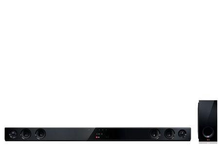 lg 2 1 channel soundbar and wireless subwoofer nb3530a. Black Bedroom Furniture Sets. Home Design Ideas