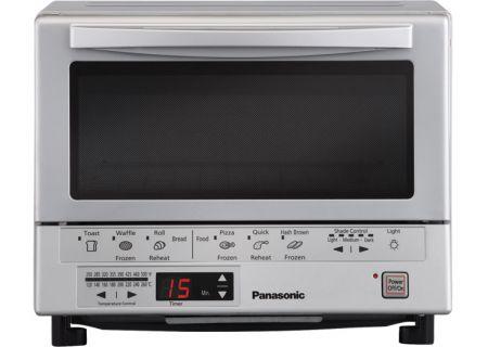 Panasonic Flashxpress Infrared Toaster Oven Nb G110p
