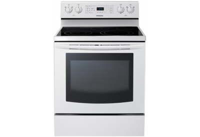 Samsung - NE595R0ABBW - Electric Ranges
