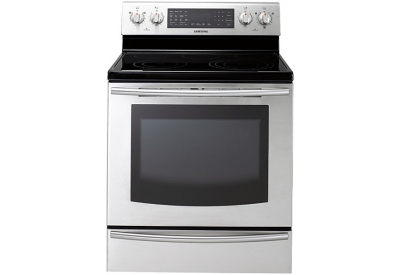 Samsung - NE597R0ABSR - Electric Ranges