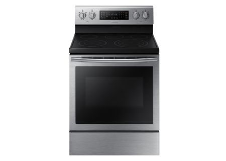 Samsung - NE59J7630SS - Electric Ranges