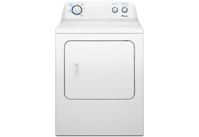 Amana - NED4705EW - Electric Dryers