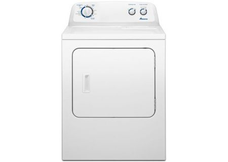 Amana 7.0 Cu. Ft. White Front Loading Electric Dryer  - NED4705EW