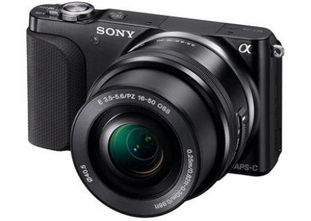 Sony - NEX3NL/B - Digital Cameras