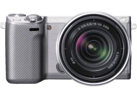 Sony - NEX-5RK/S - Digital Cameras