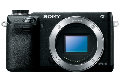 Sony - NEX6/B - Digital Cameras