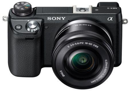 Sony - NEX6L/B - Digital Cameras
