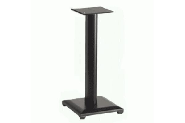 "Sanus 24"" Black Bookshelf Speaker Stand (Pair) - NF24B"