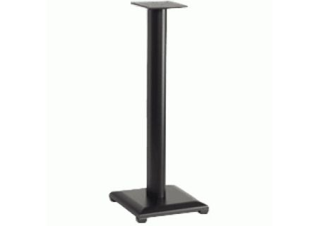 "Sanus 30"" Black Bookshelf Speaker Stand - NF30B"