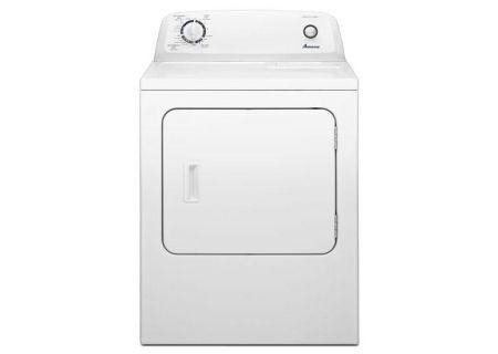 Amana - NGD4655EW - Gas Dryers