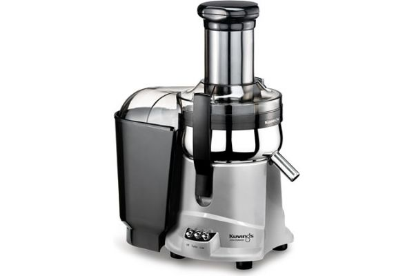 Large image of Kuvings Silver Centrifugal Juicer - NJ9500U