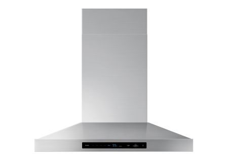 "Samsung Chef Collection 30"" Stainless Steel Wall Mount Range Hood - NK30M9600WS"
