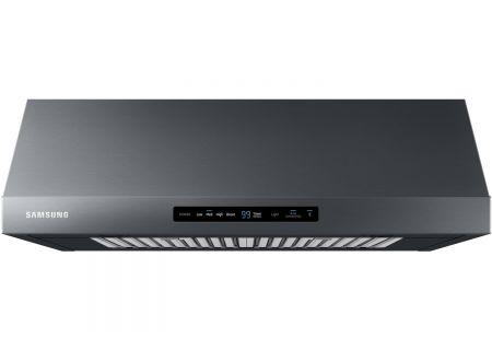 """Samsung 30"""" Black Stainless Steel Range Hood - NK30N7000UG"""