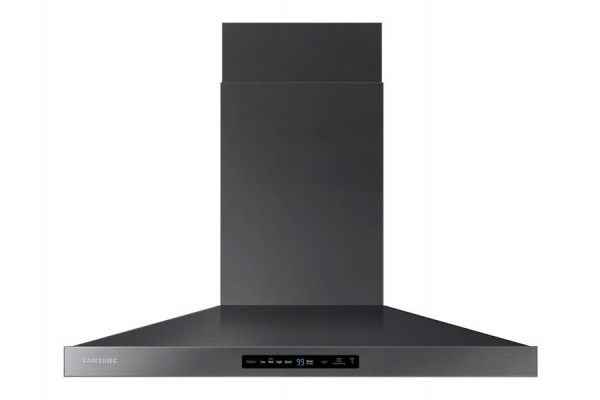 "Samsung 36"" Black Stainless Steel Wall Mount Hood - NK36K7000WG/A2"