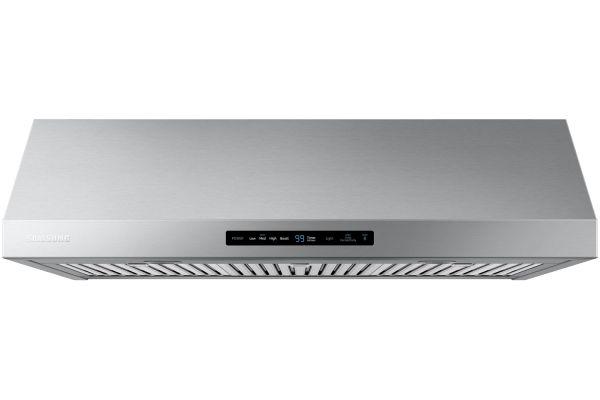 """Large image of Samsung 36"""" Stainless Steel Range Hood - NK36N7000US/AA"""