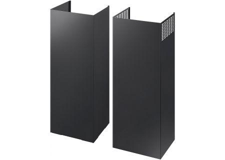 Samsung Black Stainless Steel Chimney Hood Extension Kit - NK-AE705PWG